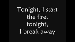Three Days Grace - Break (lyrics)