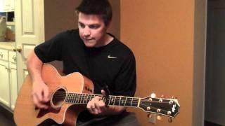 "How to Play ""Just A Kiss"" - Lady Antebellum (Matt McCoy)"
