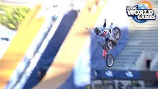 Harry Bink Is Ready for Nitro World Games 2017