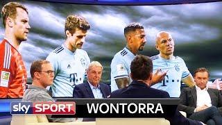 FC Bayern & BVB in die Super League? | Wontorra – der o2 Fußball-Talk | Sky Sport HD