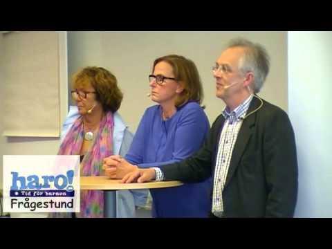 Möter vi barns behov i Sverige?,  Frågestund, Almedalen 2014-07-03