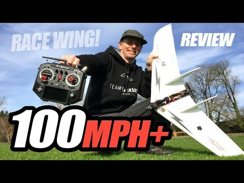 100mph Under $100 - Carbon Race Wing - Review, Flights, Pros & Cons