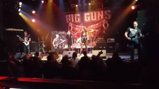 Big Guns ft. Rachel Lorin & Tony Harnell (TNT) - Immigrant Song (Led Zeppelin cover)