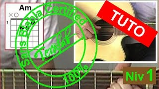 Con te partiro (extrait) - Andrea Bocelli [Tuto guitare] by Terafab