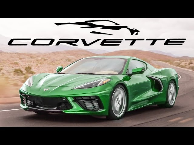 The 2020 C8 Corvette is the BEST way to spend $60,000 *World's First DONUTS!*