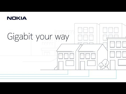 Have a Gigabit your way