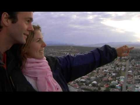(Dutch) Klein Karoo Safari, hot air balloon and romance, romance beyond the 90 Minutes!