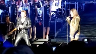 Johnny Hallyday & Florent Pagny - 20 Ans Live @ Bercy, Paris, 2013 HD