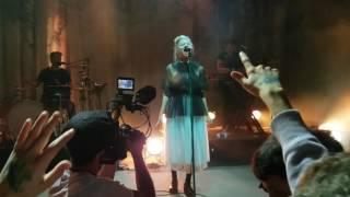 Aurora Aksnes, Performs Conqueror Live at the 9:30 Club, Washington, DC, October 31, 2016