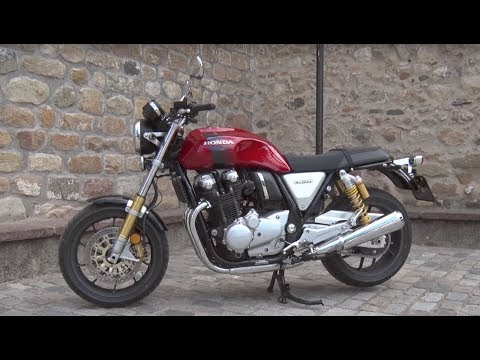 Motosx1000: Test Honda CB1100RS