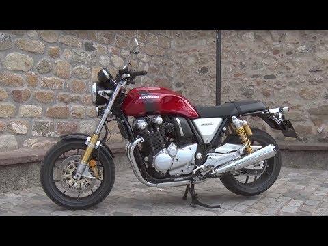Motosx1000: Test Honda CB1100RS