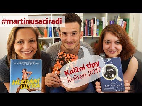 Květnové knižní tipy: Nick Cave, Kosmonaut z Čech, ultraběhy, Nutella a turbulence