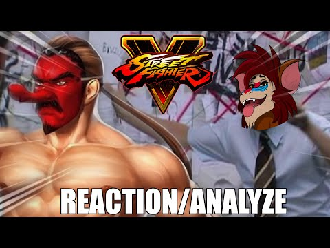ChrisBMonkey REACTS/ANALYSE: Street Fighter V Winter Update 2021 (Rose, Dan, V Shift & More)