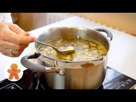 Сытный Мясной Суп за Полчаса ✧ Быстро и Вкусно!