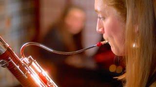 Saint-Saëns: Sonata Op. 168 - Allegro moderato | Dana Jackson, bassoon