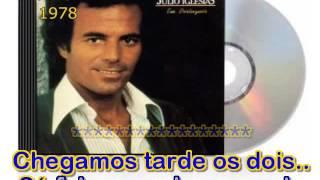 Eu Seguirei Meu Caminho - Julio Inglesias - karaoke (português version)