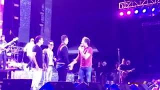 Marc anthony, Silvestre y J Balvin sorprenden a Carlos Vives por su cumpleaños