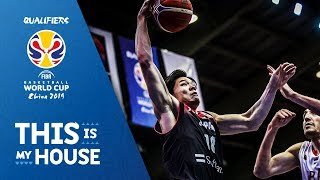 NIKE Top 10 Plays - Game Day 11 - 6th Window - FIBA Basketball World Cup 2019 Qualifiers