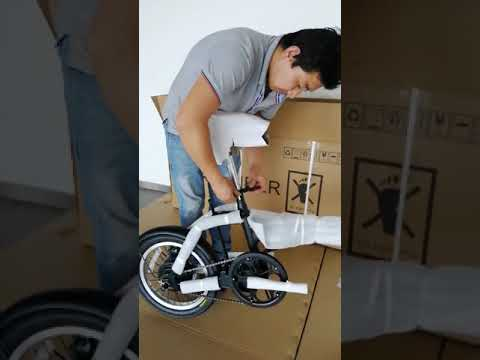 How to Install Ancheer Electric Mountain Bike (AMA005639)
