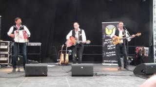 ZILLERTALER HADERLUMPEN - ZELL AM ZILLER, AUSTRIA  07-24-2016