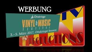 werbespot vinyl und music festival ottakring 2017, 3. - 5. märz
