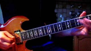AC/DC - Moneytalks solo cover