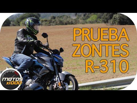 Motosx1000: Test Zontes R-310