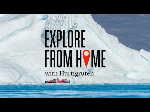 Explore from home - Greenland