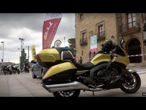Motosx1000: Ruta Vía de la Plata con la BMW Grand America - Etapa 3 -