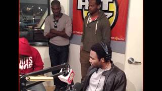 Childish Gambino Funkmaster Flex Freestyle