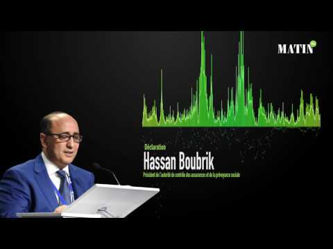 4e édition du Rendez-vous de Casablanca de l'assurance : déclaration de Hassan Boubrik