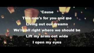 Bruno Mars  -  Lighters Lyrics (WITH NO RAP)