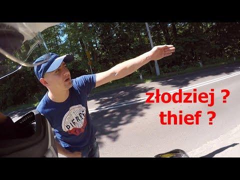 Bardzo dziwne przygody podczas jazdy quadem - Strange adventures while riding a quad bike #8