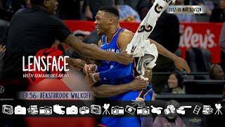 #Lensface ep.56 • Beastbrook Walkoff • Sacramento Kings vs Oklahoma City Thunder (L, 110-107)