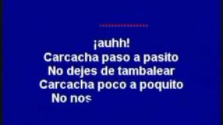 selena - la carcacha - karaoke - español.flv