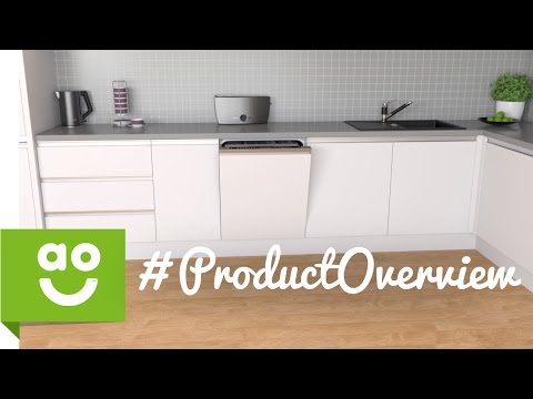 Bosch Integrated Dishwasher SMV87TD00G Product Overview | ao.com