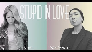 BTS Rap Monster & Soyou - 'Stupid in Love (착해 빠졌어)' (Live Cover) [Han|Rom|Eng lyrics]