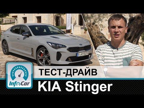 Kia Stinger GT Line