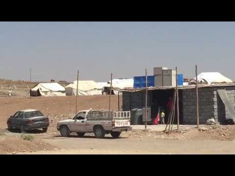Felthospital ved Mosul