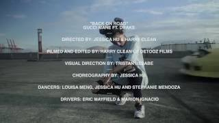 Back On Road - Gucci Mane & Drake - Choreography by Jess2sick