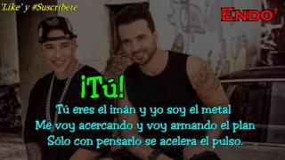 Despacito Remix - Justin Bieber Ft Luis Fonsi, Daddy Yankee (Letra/Lyric) Subtitulado al español