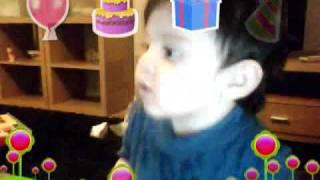 elias dansar till STOR feat Jacco - baby problem