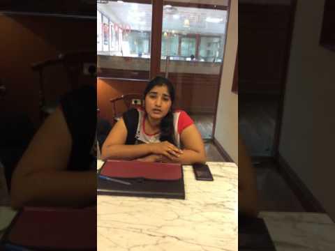 Y-Axis client  Anandhakumari's Video Testimonial on UK visit visa  processing