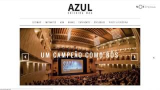 AZUL  - Ericeira Mag   NOS Empresas