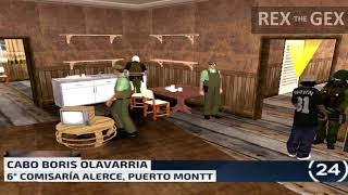 Casa embrujada Puerto Montt GTA San Andreas