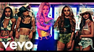 Little Mix - No more sad songs (ft. Iggy Azalea) Fan Made