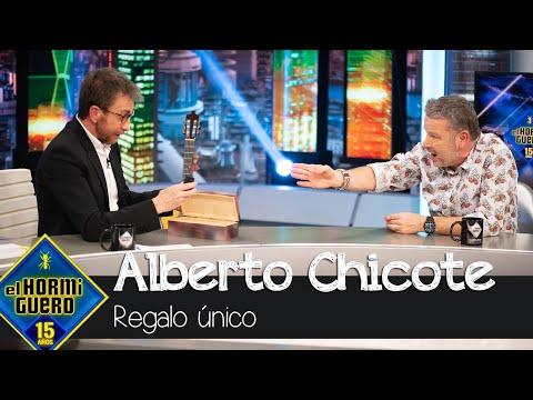 Alberto Chicote sorprende a Pablo Motos con un regalo único – El Hormiguero