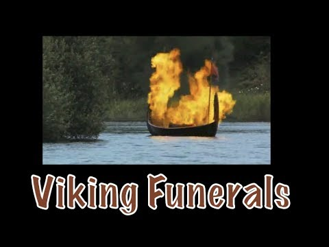 Is It Legal? Viking Funerals