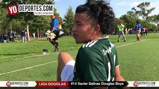 Xavier Salinas de Douglas Boys: