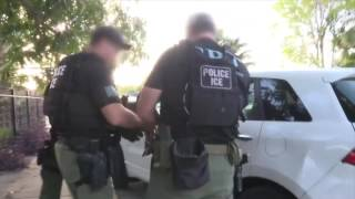Arrestos masivos en Florida por parte de ICE. El condado Collier apareció en la lista